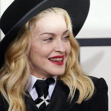 Madonna pralaimėjo teisinę kovą dėl itin asmeniškų daiktų aukciono