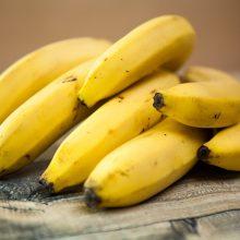 Bananinis džemas su cinamonu ir riešutais