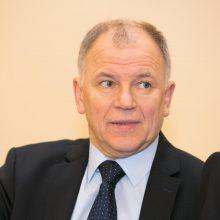 LSDP kandidato į prezidentus varžytuves laimi V. Andriukaitis