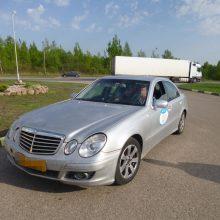 Pasieniečiams įkliuvo nelegalus iš Rusijos gabenęs taksistas, gresia kalėjimas