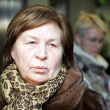 Galutinis teismo sprendimas: L. Kedienė išteisinta dėl prokuroro šmeižto