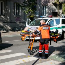 Praėjusi para keliuose: perėjose sužeistos keturios pėsčiosios