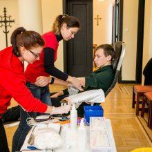 Kauno arkivyskupijoje – kilni aukojimo misija