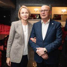 Kauno politikai rinkimų rezultatų laukė būstinėse ar restoranuose su bendražygiais