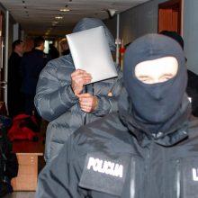 Teismas atmetė įtariamųjų teisėjų korupcijos byloje skundus dėl suėmimo