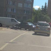 Tragiška avarija Alytuje: žuvo motociklo vairuotojas