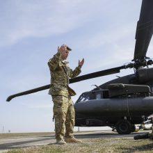 Amerika siunčia į Siriją dar 400 karių