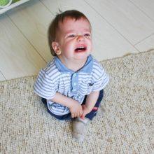 Kaimynų konfliktai Klaipėdoje – dėl verkiančių vaikų