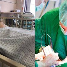 Košmarą išgyvenanti mama širsta ant medikų: dvimečiui sūneliui laiku nenustatė ligos