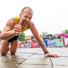 Bėgimas – veidrodinis žmogaus gyvenimo atspindys