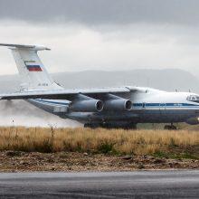 Du Rusijos kariniai orlaiviai pažeidė Lietuvos oro erdvę