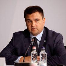 P. Klimkinas: Rusijos tikslas – žlugusi Ukrainos valstybė