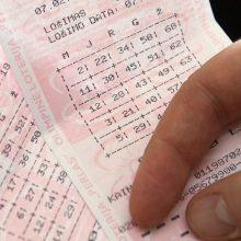 Už pavogtą loterijos bilietą – į kalėjimą