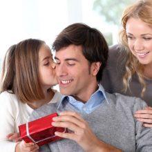 Penki pasiūlymai, ką dovanoti tėčiui