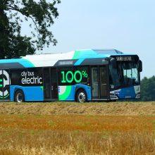 Estijos sostinėje autobusus ir troleibusus pakeis elektrobusai