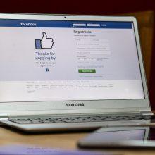 Socialiniai tinklai: nevalia publikuoti bet ko