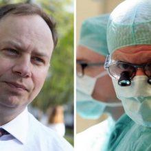 Algalapius pamatę medikai nustėro: ministrui tokia situacija – normali