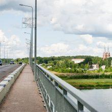 Ilgiausiam automobilių tiltui – valstybės atkūrimo šimtmečio pavadinimas