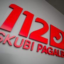 Biudžeto projekte – lėšos sujungti pagalbos numerius į 112