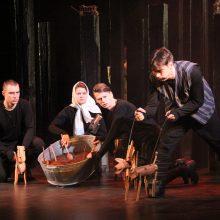 Kauno valstybiniame lėlių teatre  – nesuvaidinama istorija ne vien vaikams