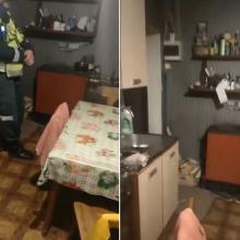 Feisbuke plinta vaizdo įrašas: tarnyboms apskųsta šeima Kauno rajone
