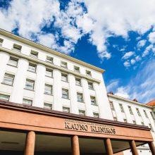Kauno klinikose išrinkta ligoninės valdyme dalyvausianti Darbo taryba