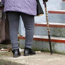 Įspėja saugotis sukčių – rado naują būdą kaip apgauti senjorus