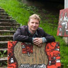 Estas menininkas: gyvenimas Lietuvoje  – nuolatinis performansas