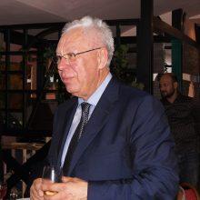 """usijoje: Lietuvai nepasiekiamas KGB būrio """"Alfa"""" vadas Michailas Golovatovas, vadovavęs televizijos bokšto šturmui."""