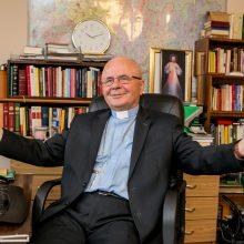 Jubiliejų švenčiančiam vyskupui S. Tamkevičiui visi laikai buvo ir yra geri
