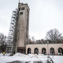 Planuojama atnaujinti Karo muziejaus kariliono bokštą