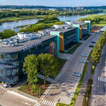 Kaunas modernių verslo centrų pasiūla pradės vytis Vilnių
