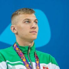 Asmeninį rekordą pagerinęs A. Šidlauskas pateko į Europos čempionato finalą