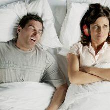 Problemos dėl tonzilių gali sugadinti poros santykius