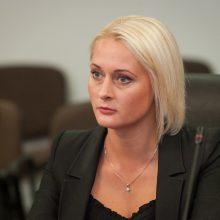 Teismas D. Gineikaitę nubaudė 20,7 tūkst. eurų bauda