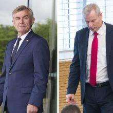 V. Pranckietis kreipėsi į žmones: nesiųskite mums M. Basčio į Seimą