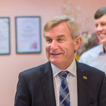Kauno vaikų globos namų auklėtiniams – Seimo pirmininko staigmena
