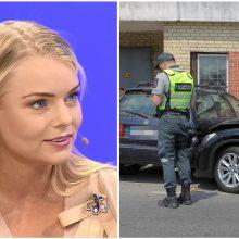 P. Gražulio dukros avarijos aplinkybės glumina ir ekspertus
