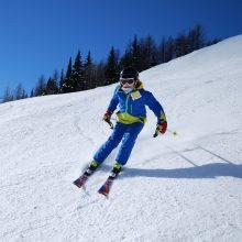 Tarptautinė sniego diena: ragina užsiimti žiemos sportu