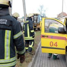Kaune – dujotiekio avarija, dalyje įmonių sustabdytas dujų tiekimas (papildyta)