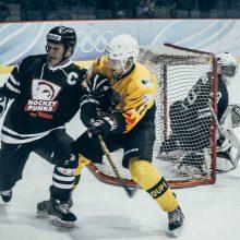 """""""Hockey Punks"""" ekipoje debiutuos Baltarusijos ir Ukrainos čempionas"""