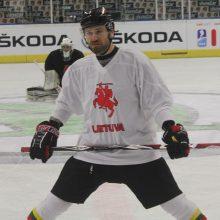 """M. Kieras – naujasis Vilniaus """"Hockey Punks"""" treneris"""