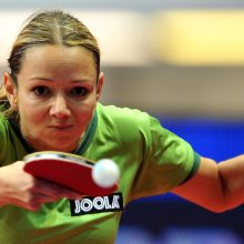 Europos stalo teniso čempionate - sėkmingas R. Paškauskienės ir K. Riliškytės startas