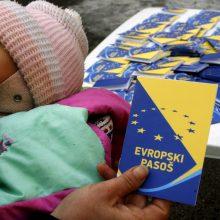 Bosnija pateikė oficialų narystės ES prašymą