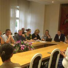 Ministrui – žvejų problemų paketas