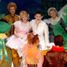 Klaipėdoje – penki Lietuvos rusų dramos teatro spektakliai