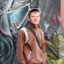 Grafičių meistras Edvardas Šeputis.
