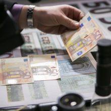 Už 147 tūkst. prisiskolintų eurų – verdiktas