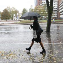 Antradienio rytas lietingas, bet diena numatoma sausa