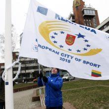 Įsibėgėja sporto miesto renginių maratonas